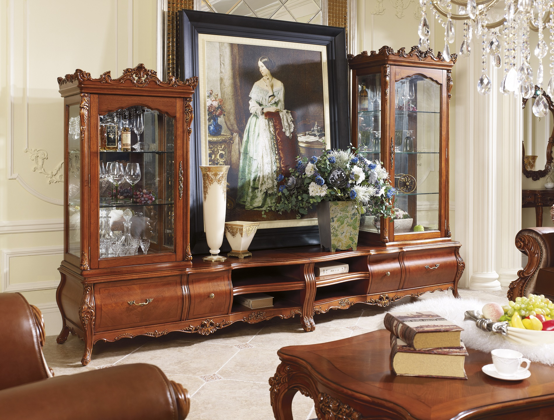 TV cabinets -- LONGWELL